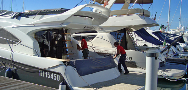 Boat Cleaning Care Tuscany - Yacht Cleaning Care Tuscany